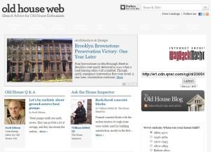 OldHouseWeb