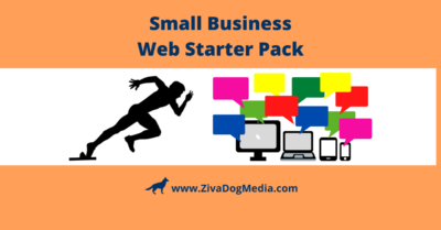 Small business web content starter pack