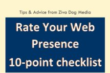 Web presence 10-point checklist